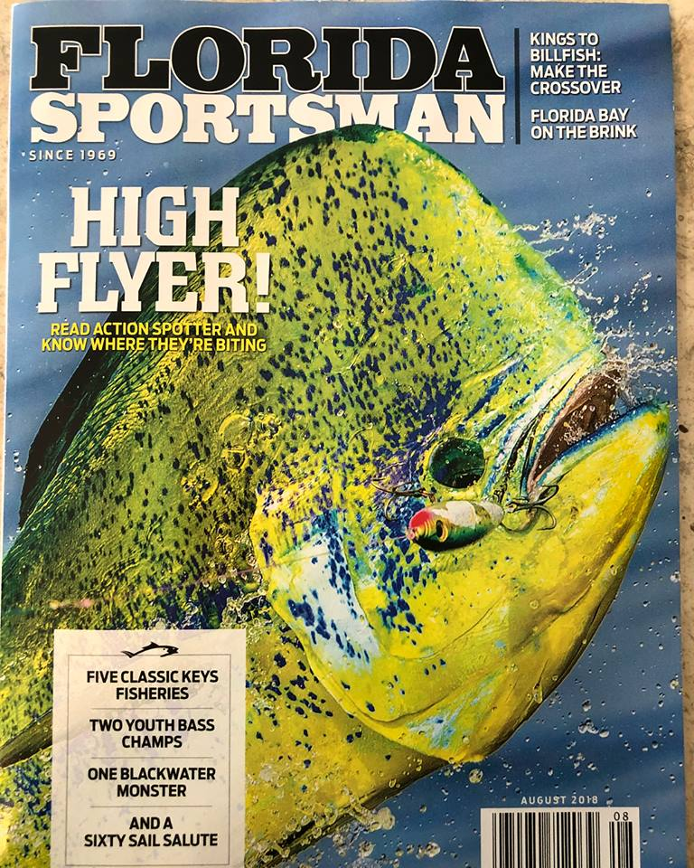 Florida Sportsmen Cover