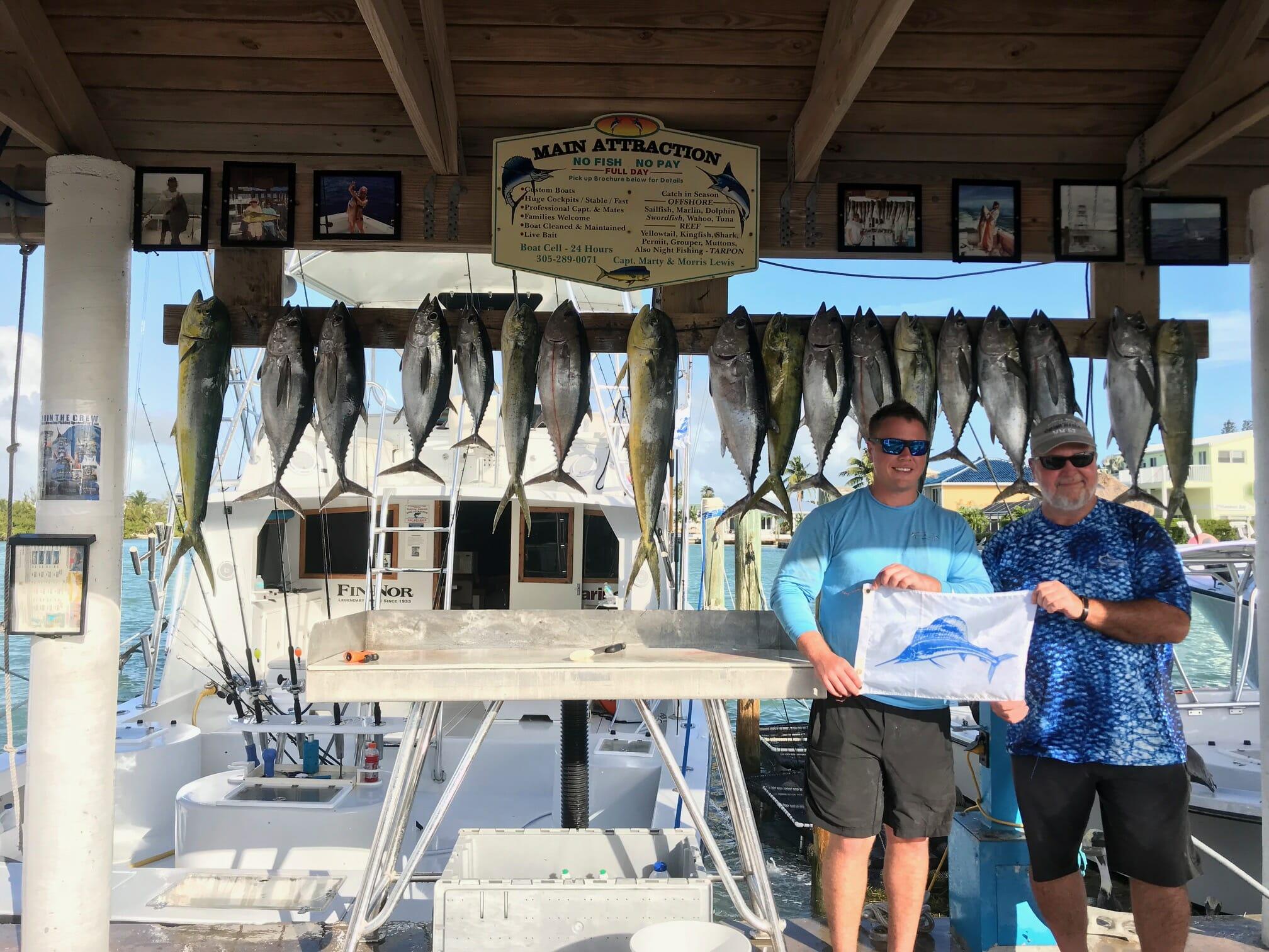 Florida Keys Charter Catch
