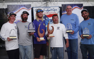 Florida Keys 2019 Sailfish Tournament Winners