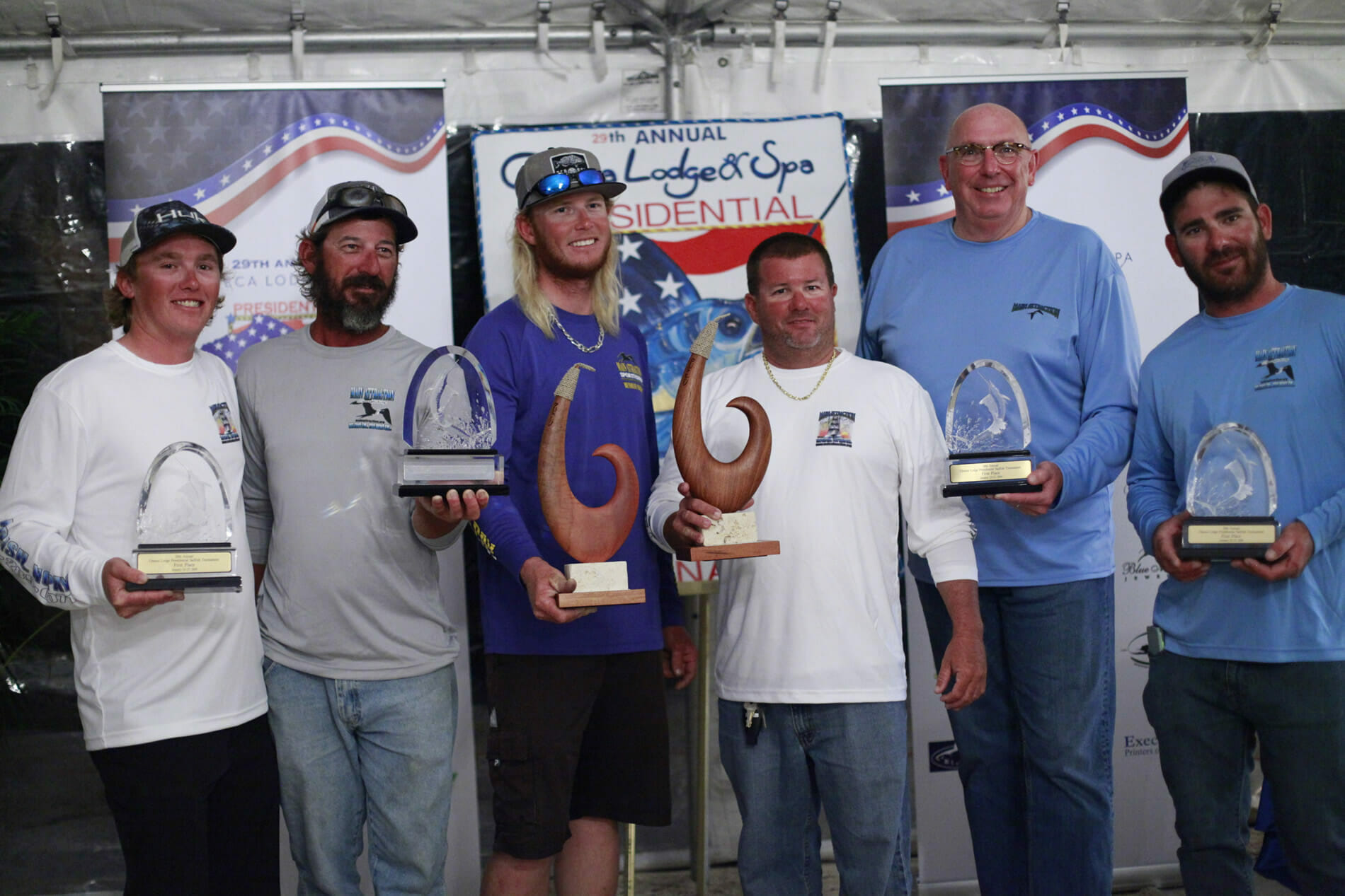 Florida Keys 2019 Sailfish Tournament Winners