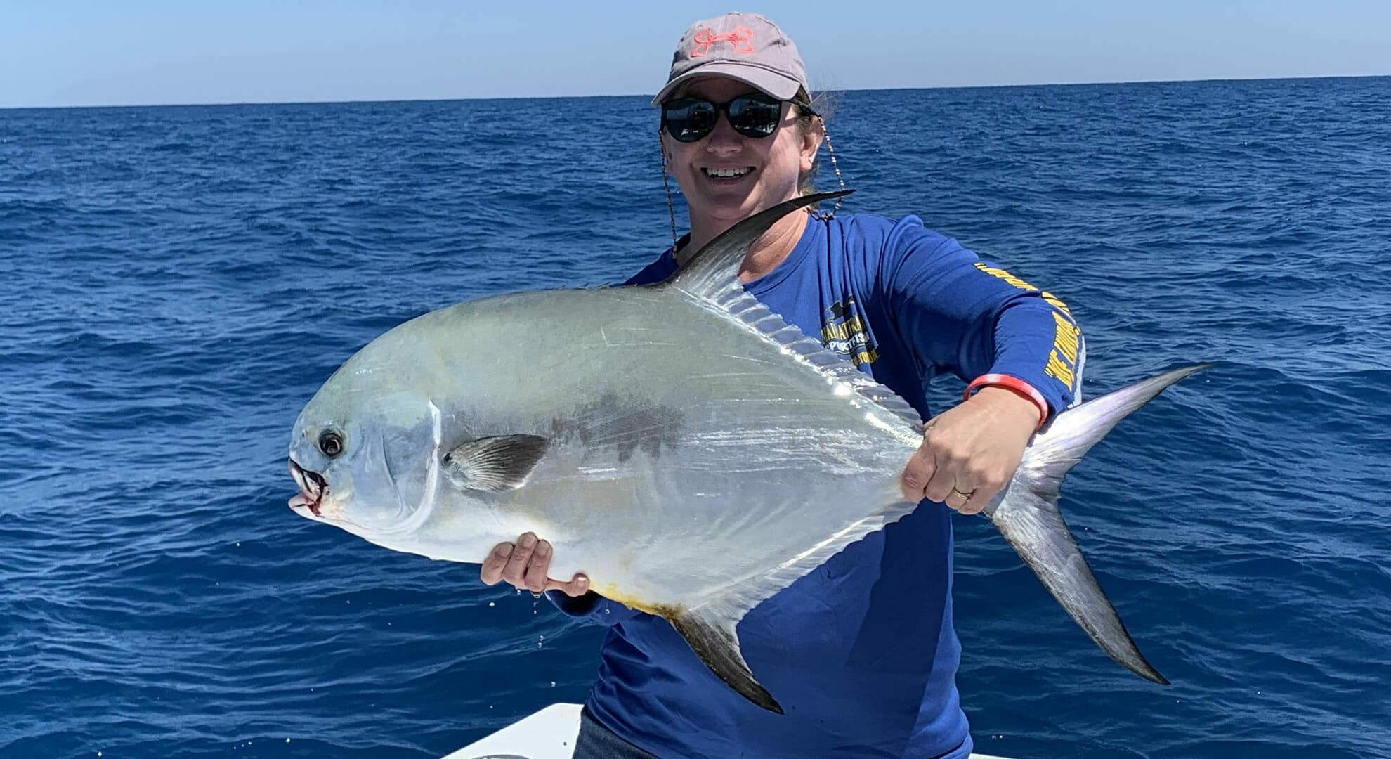 Florida Keys Permit