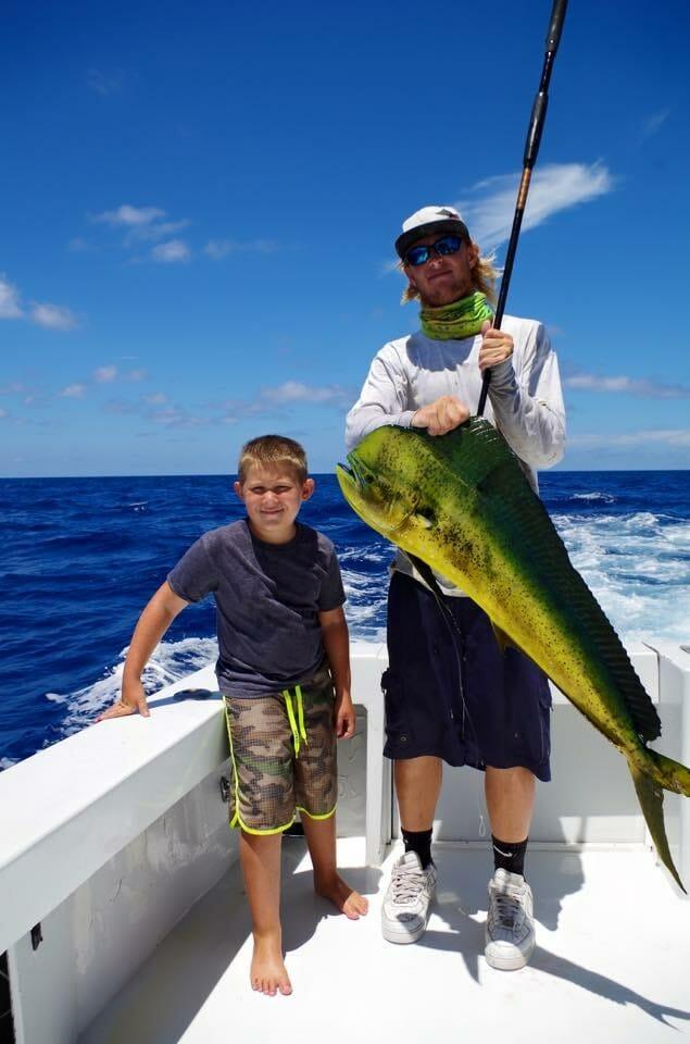 Florida Keys Dolphin Fish
