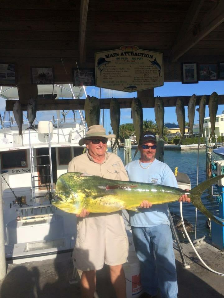 Florida Keys Mahi Charter
