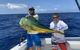 27 Pound Mahi Key Colony Beach