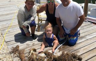 2019 Monroe County Spiny Lobster Season