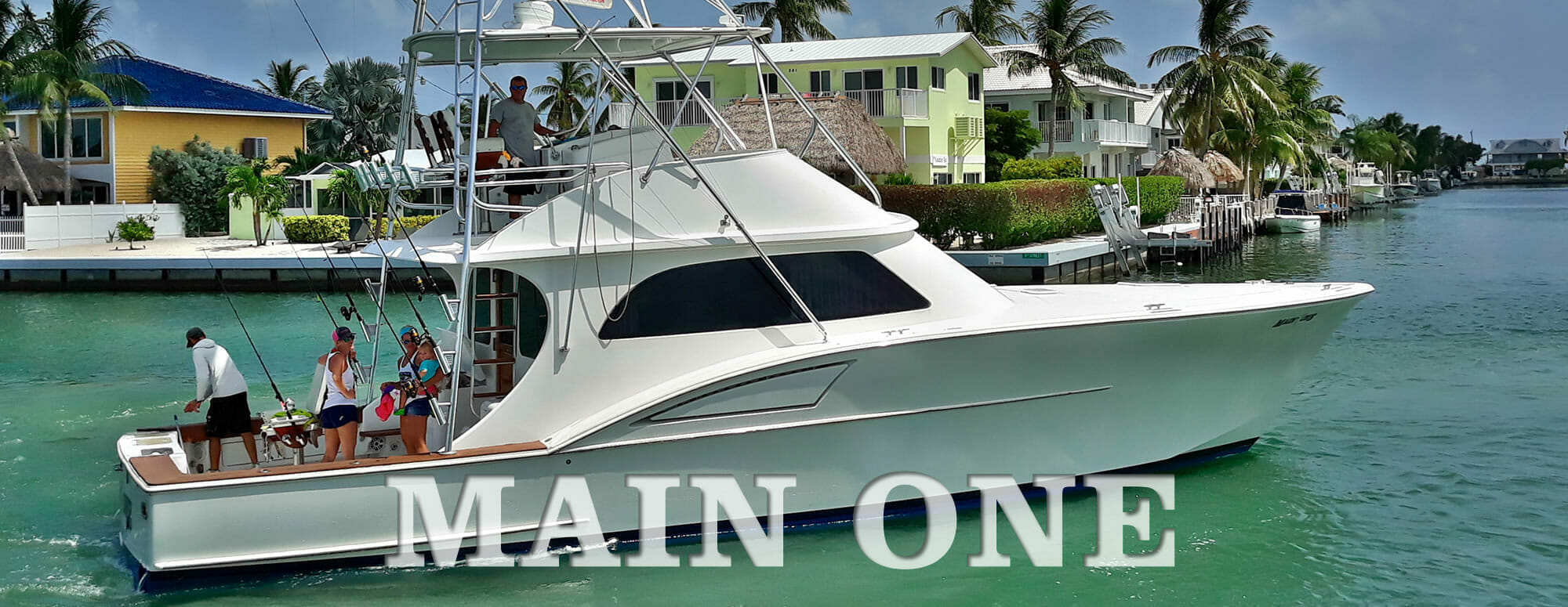 Main One Sportfishing Charter Rates