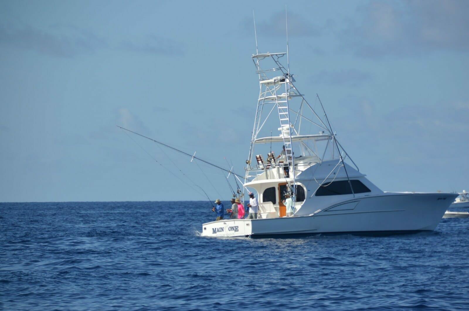 FL Keys Wreck Fishing