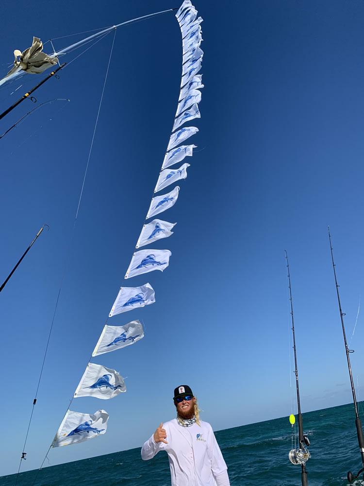 Sailfish Flags