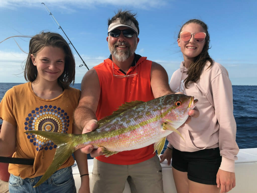 Yellowtail Snapper, Marathon Florida