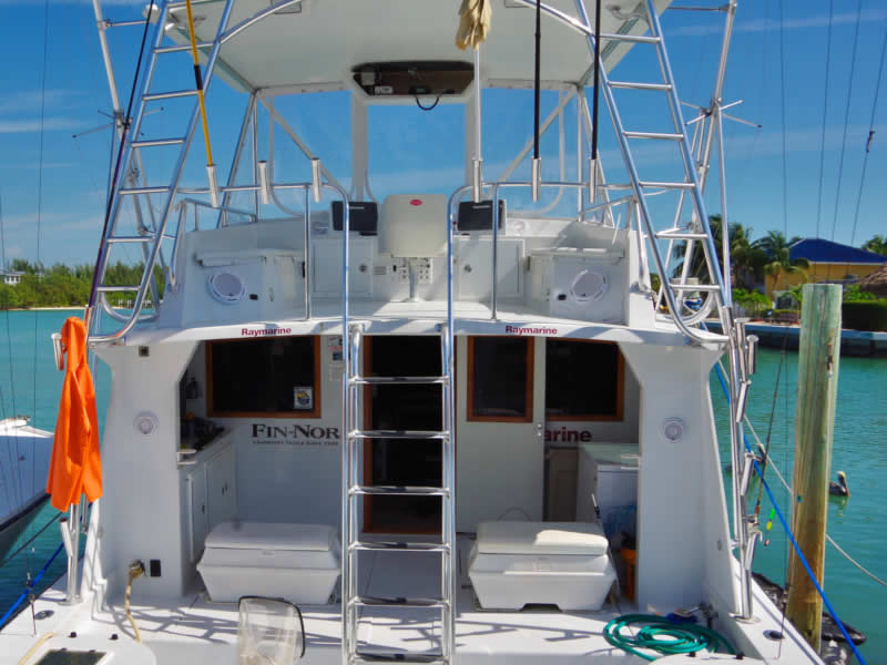 Fishing Cockpit