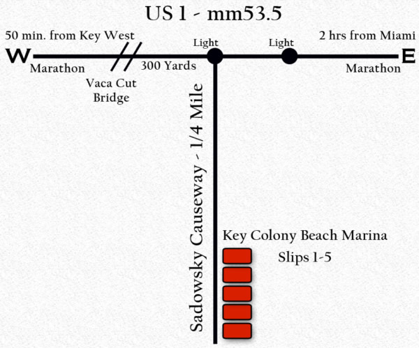 Map To Dock