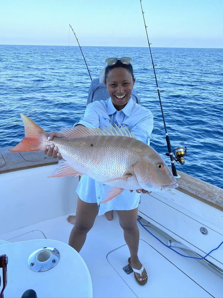 Mutton Snapper, Florida Keys
