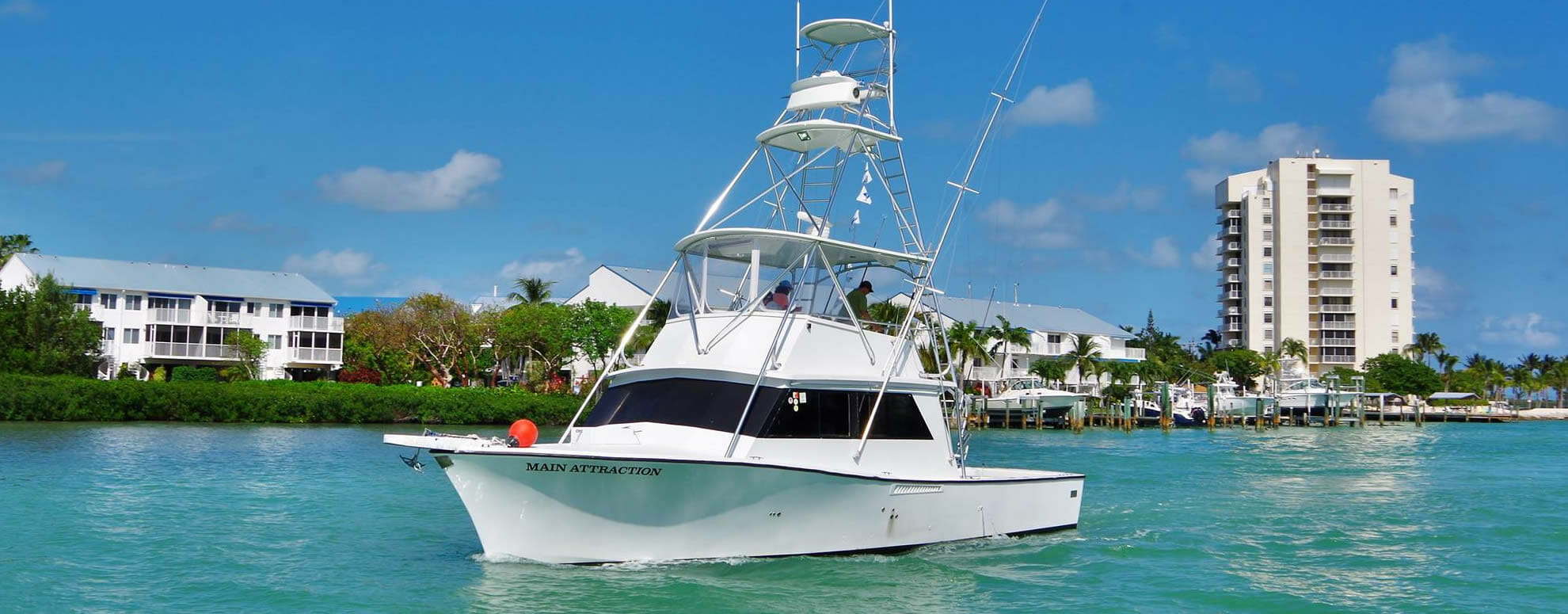 Fishing Charter Reviews