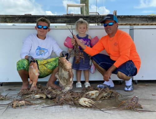 Lobster Mini Season 2020 Monroe County, Florida Keys