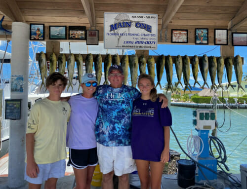 Florida Keys Fishing Report – Mahi Season July 21