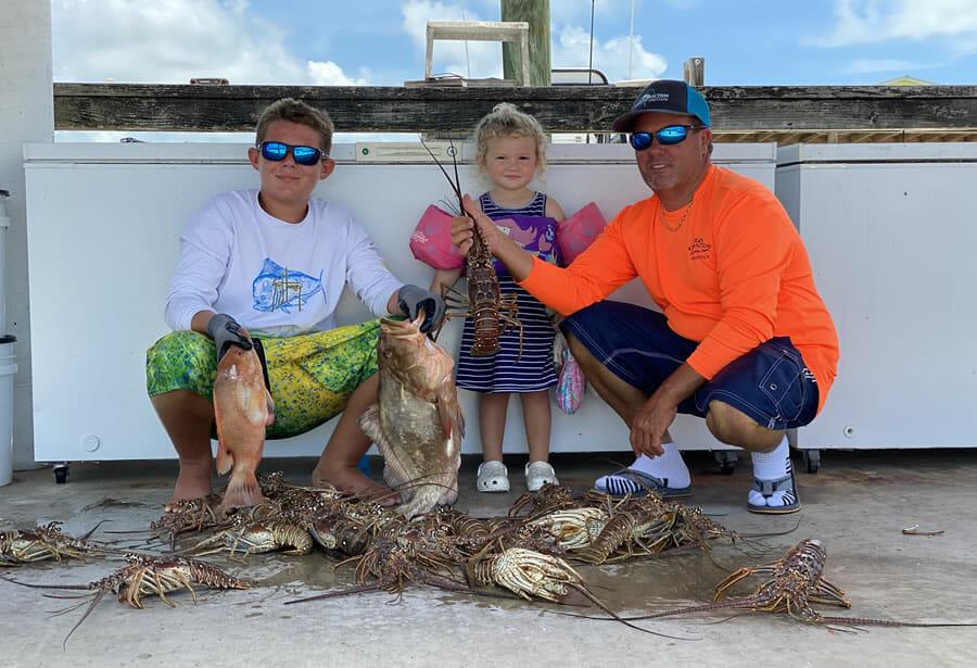 Florida Keys Spiny Lobster