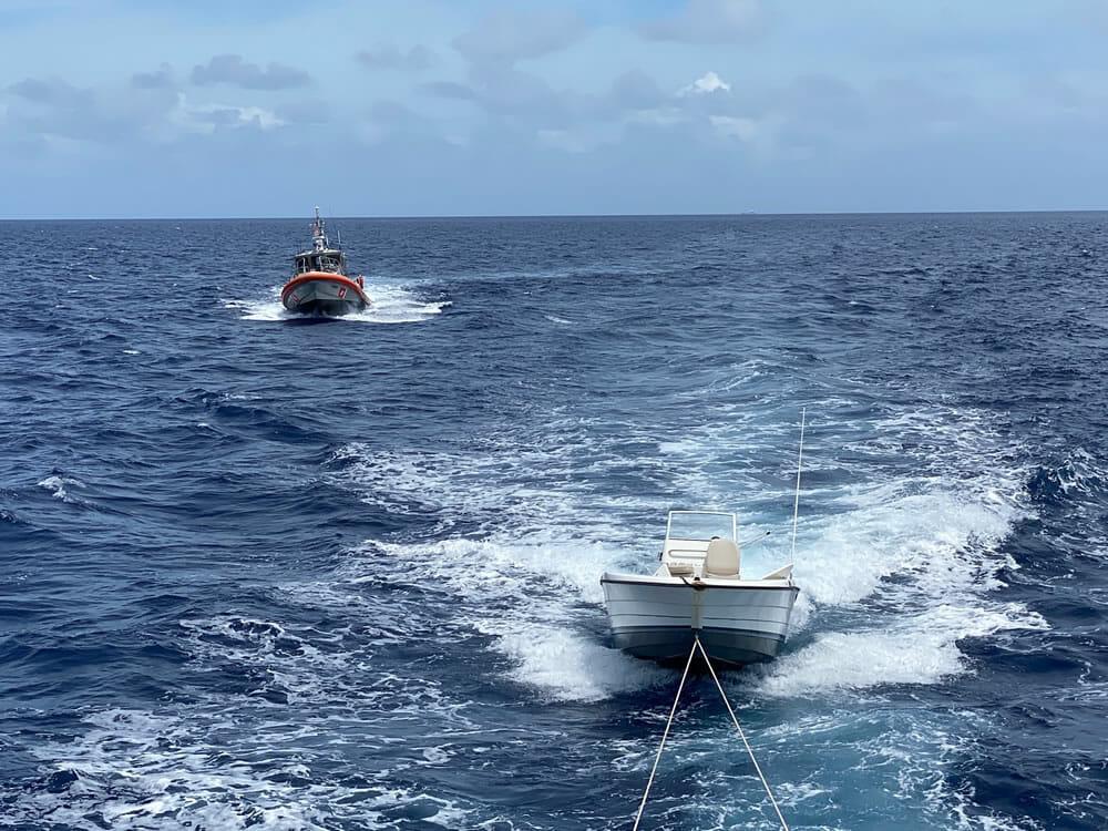 Florida Keys Boat Recovery