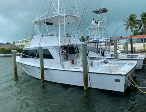 Preparing Your Boat For a Hurricane – Florida Keys 2020