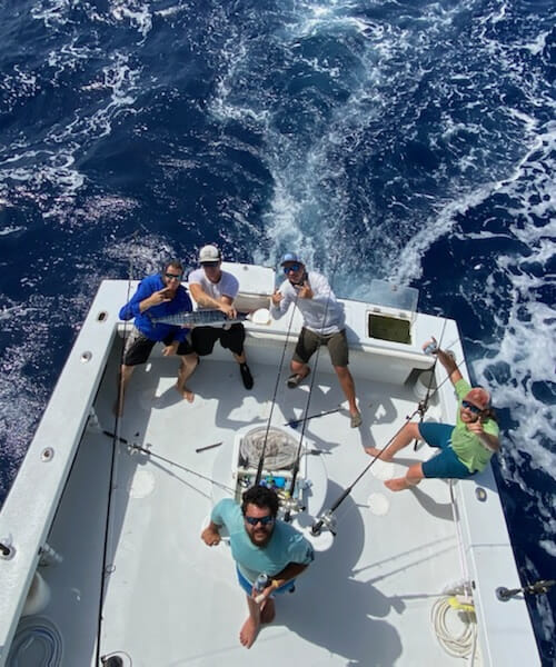 Florida Keys Wahoo
