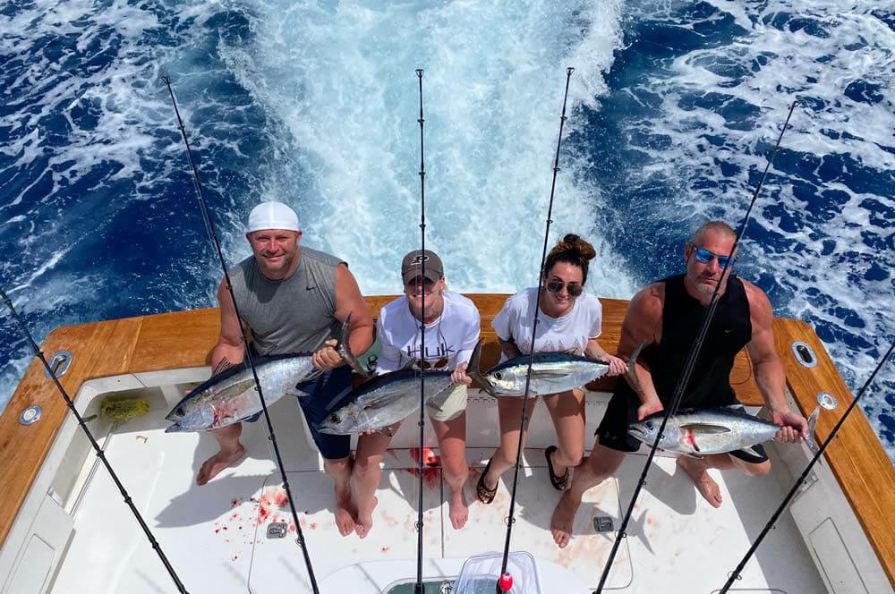 Florida Keys Blackfin Tuna Charter