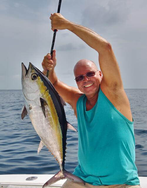 Blackfin Tuna Main Attraction