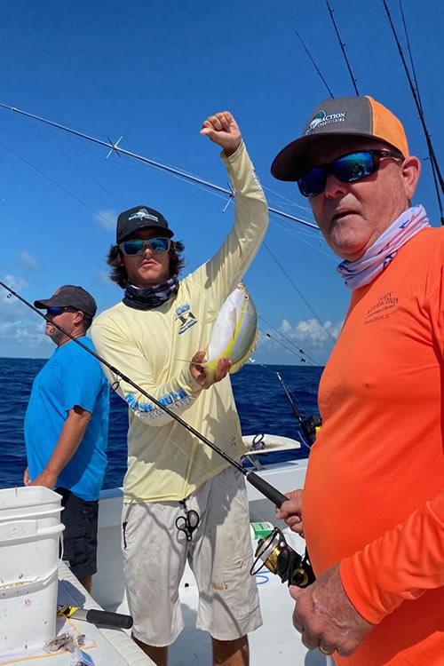 Florida Keys Yellowtail Reef Trips