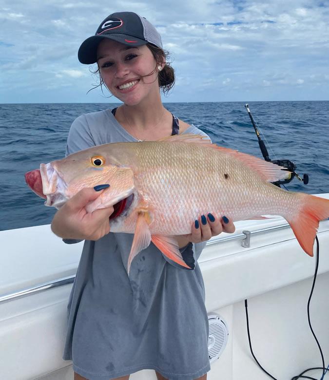 Florida Keys Mutton Snapper