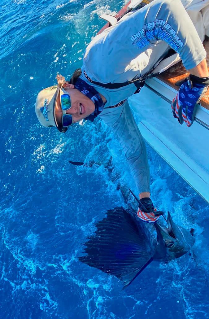 FL Keys Sailfish