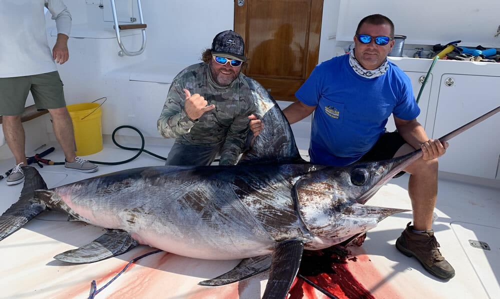 Swordfish Charters