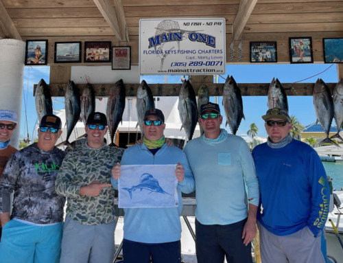 Blackfin Tuna – Spring 2021 Fishing Report