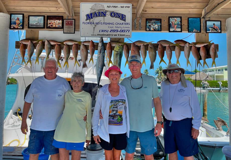 Reef Fishing Florida Keys