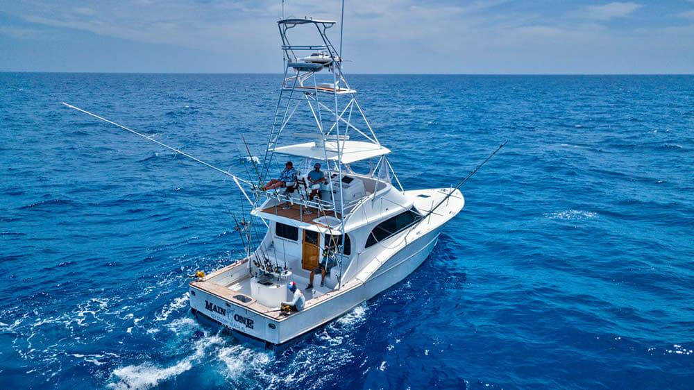 Main One Fishing Vessel