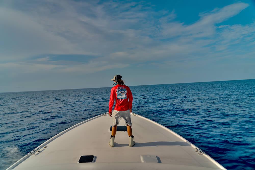 Mahi Fishing Charter Mate